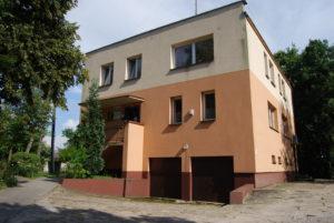 Ośrodek Zdrowia we Wrzeszczowie po remoncie.